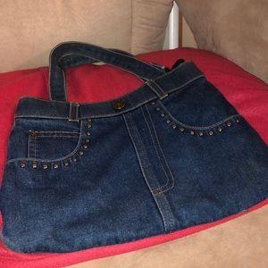 Denim purse 💙